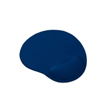 Podložka pod myš TRUST Big Foot - gelová - modrá