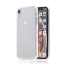 Kryt SWISSTEN Clear Jelly pro Apple iPhone Xr - gumový - průhledný