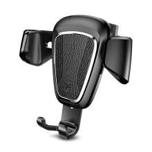 Držák do auta BASEUS Gravity - automatické uchycení - do ventilační mřížky - černý