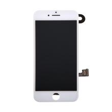 LCD panel + dotykové sklo (touch screen digitizér) pro Apple iPhone 7 - osazený bílý - kvalita A