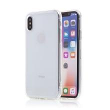 Kryt SWISSTEN Clear Jelly pro Apple iPhone X / Xs - gumový - průhledný