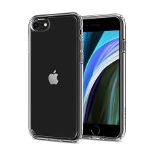 Kryt SPIGEN Ultra Hybrid pro Apple iPhone 7 / 8 / SE (2020) - plastový / gumový - průhledný