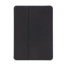 Pouzdro / kryt X-LEVEL pro Apple iPad mini 4 / 5 - chytré uspání + slot pro Pencil - gumové - černé