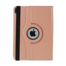 """Pouzdro pro Apple iPad Pro 11"""" (2018 / 2020) / Air 4 - 360° otočný - stojánek - Rose Gold růžové"""