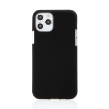 Kryt MERCURY Soft Feeling pro Apple iPhone 11 Pro - silikonový - černý