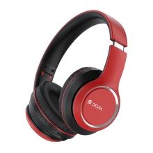 Bezdrátová sluchátka DEVIA Kintone EM039 - červená