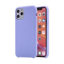 Kryt pro Apple iPhone 11 Pro - příjemný na dotek - silikonový - fialový