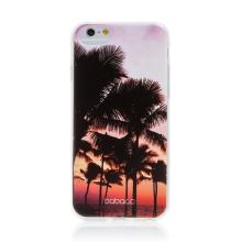Kryt BABACO pro Apple iPhone 6 / 6S - gumový - paradise