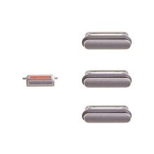 Sada postranních tlačítek / tlačítka pro Apple iPhone 6S Plus (Power + Volume + Mute) - vesmírně šedá (Space Gray) - kvalita A+