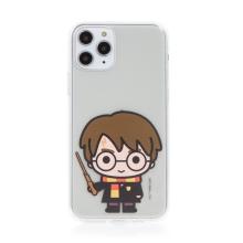Kryt Harry Potter pro Apple iPhone 11 Pro Max - gumový - Harry Potter - průhledný