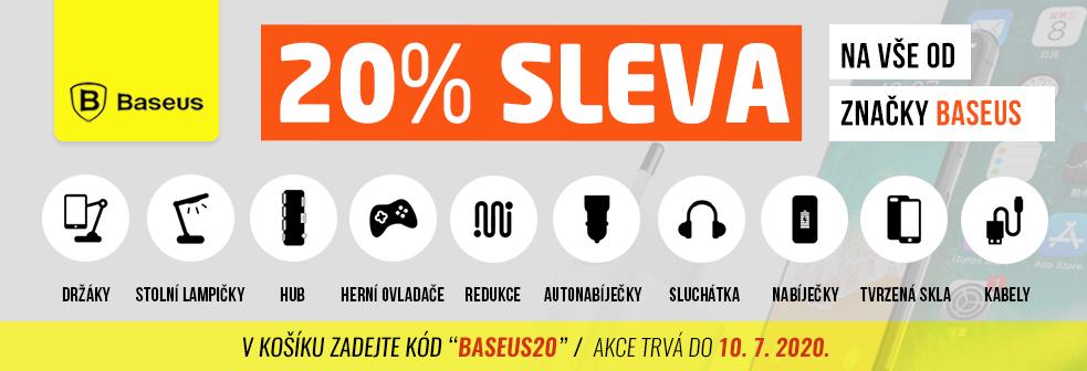 20% na Baseus
