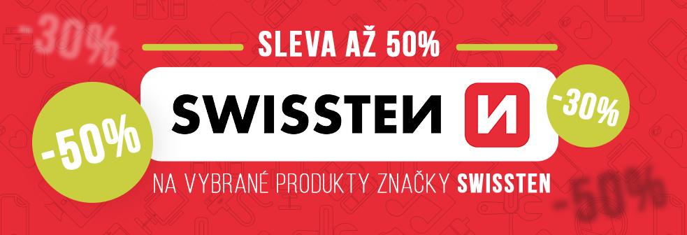 Swissten sleva až 50%