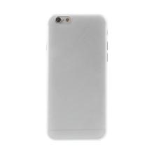 Ultra tenký plastový kryt pro Apple iPhone 6 (tl. 0,3mm) - matný - průhledný