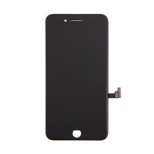 LCD panel + dotykové sklo (touch screen digitizér) pro Apple iPhone 8 Plus - černý - kvalita A+
