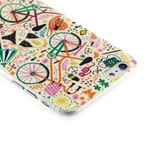 Gumový kryt pro Apple iPhone 6 Plus / 6S Plus - barevná kola