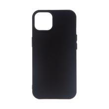 Kryt pro Apple iPhone 13 - silikonový - černý