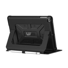 Pouzdro / kryt UAG Metropolis pro Apple iPad Air 1 / Air 2 / 9,7 (2017-2018) - funkce chytrého uspání + stojánek - černé