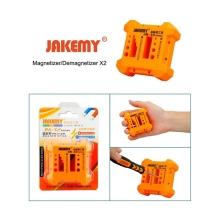 Magnetizér / demagnetizér JAKEMY - oranžový