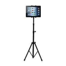 Univerzální výsuvný stojan s 360° otočným naklápěcím držákem pro Apple iPad a další tablety vel. 7-10 - černý