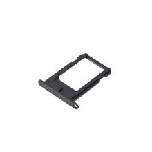 Rámeček / šuplík na Nano SIM pro Apple iPhone 5 - černý - kvalita A+