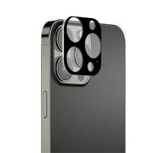Tvrzené sklo (Tempered Glass) MOCOLO pro Apple iPhone 13 - na čočku fotoaparátu - kovový rámeček