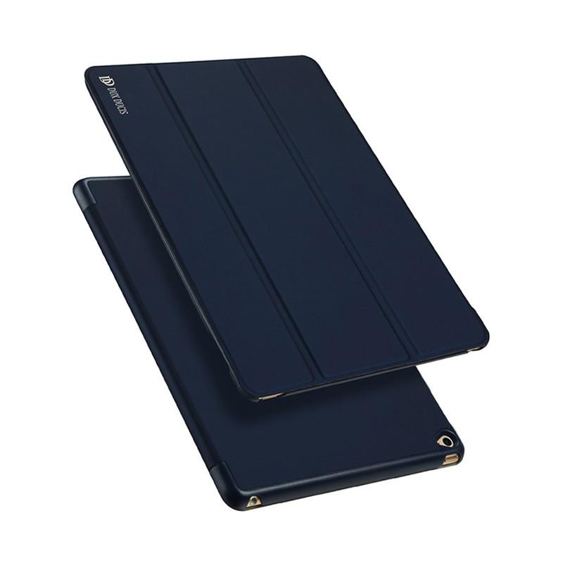 Pouzdro / kryt DUX DUCIS pro Apple iPad Air 2 - funkce chytrého uspání + stojánek - tmavě modré