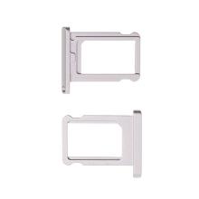 Rámeček / šuplík na Nano SIM pro Apple iPad Pro 12,9 - vesmírně šedý (Space Gray) - kvalita A+