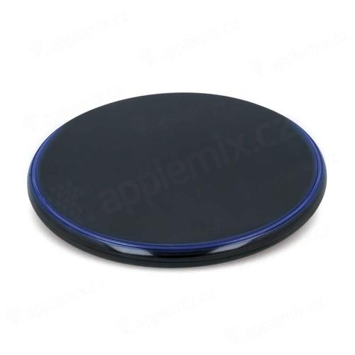 Bezdrátová nabíječka / nabíjecí podložka MAXLIFE MXWC-01 - Qi - černá