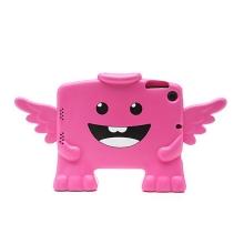 Ochranné pěnové pouzdro pro děti na Apple iPad mini / mini 2 / mini 3 - anděl - růžové