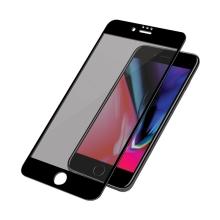 Tvrzené sklo / Tempered Glass PanzerGlass Premium pro Apple iPhone 6 / 6S / 7 / 8 / SE (2020) - černý rámeček