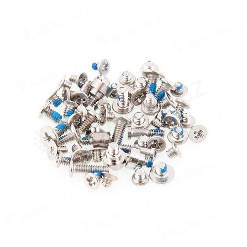 Sada náhradních šroubků / šroubky pro Apple iPhone 5 - stříbrná