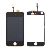 Náhradní LCD panel včetně dotykového skla (digitizéru) pro Apple iPod 4.gen.