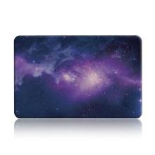"""Obal / kryt pro MacBook Air / Air M1 (2018-2021) 13"""" (A1932, A2179, A2337) - plastový - galaxie"""