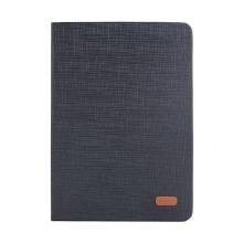 Pouzdro KAKUSIGA pro Apple iPad Air 1 / Air 2 / Pro 9,7 / 9,7 (2017-2018) - látková textura