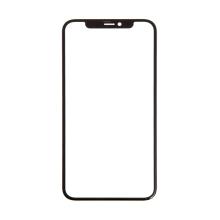Přední sklo pro Apple iPhone 11 Pro Max - černé - kvalita A