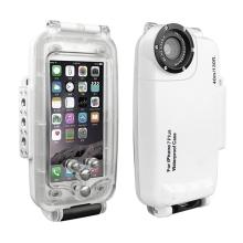 Pouzdro vodotěsné pro Apple iPhone 7 Plus / 8 Plus s odolností do 40m hloubky (IPX8)