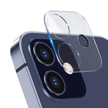 Tvrzené sklo (Tempered Glass) pro Apple iPhone 12 mini - na čočku zadní kamery - 0,1mm