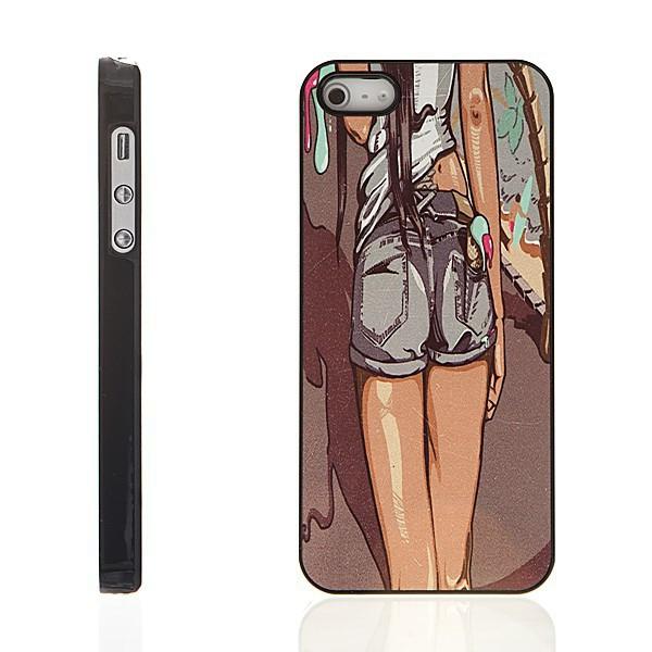 Plastový kryt pro Apple iPhone 5 / 5S / SE - Sexy Miranda