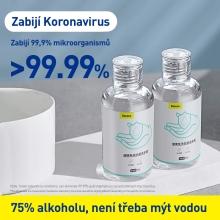 Antibakteriální a dezinfekční gel na ruce BASEUS - 50ml