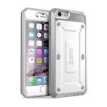 Pouzdro / kryt SUPCASE pro Apple iPhone 6 / 6S - outdoor / odolné - šedé
