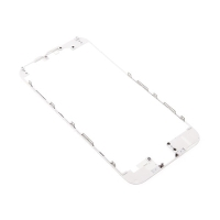 Plastový fixační rámeček pro přední panel (touch screen) Apple iPhone 6 - bílý