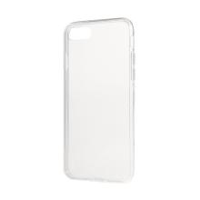 Kryt pro Apple iPhone 7 / 8 / SE (2020) - antiprachové záslepky - gumový - průhledný