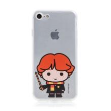 Kryt Harry Potter pro Apple iPhone 7 / 8 / SE (2020) - gumový - Ron Weasley - průhledný