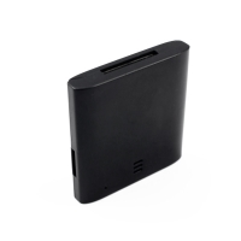 Hudební adaptér Bluetooth pro Apple iPhone - konektor 30 pin samice - černý