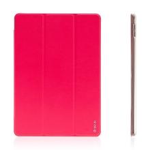 Pouzdro DEVIA pro Apple iPad Pro 9.7 - stojánek a funkce chytrého uspání - růžové