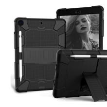 "Kryt / pouzdro pro Apple iPad 10,2"" - outdoor - odolný - se stojánkem - plastový / silikonový - černý"