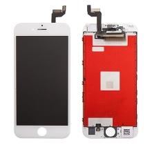 LCD panel + dotykové sklo (touch screen digitizér) pro Apple iPhone 6S - bílý - kvalita A+