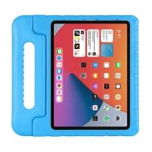 """Pouzdro pro děti pro Apple iPad Air 4 (10,9"""") - rukojeť / stojánek - pěnové - modré"""