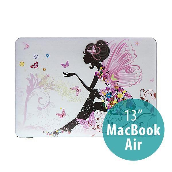 Obal pro Apple MacBook Air 13.3 plastový - víla