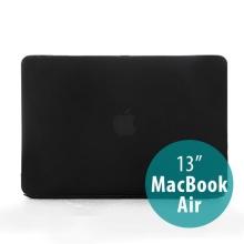 Tenký ochranný plastový obal pro Apple MacBook Air 13.3 - lesklý - černý